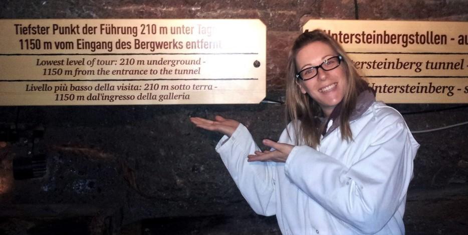 visita alle miniere di sale vicino a Salisburgo