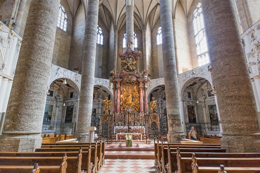Franziskanerkirche_cosa vedere a saliburgo in due giorni