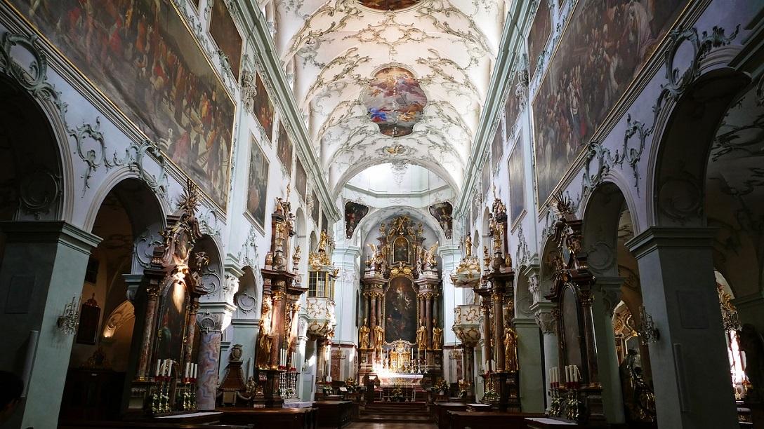 Chiesa di San Pietro a Salisburgo_cosa vedere in un giorno