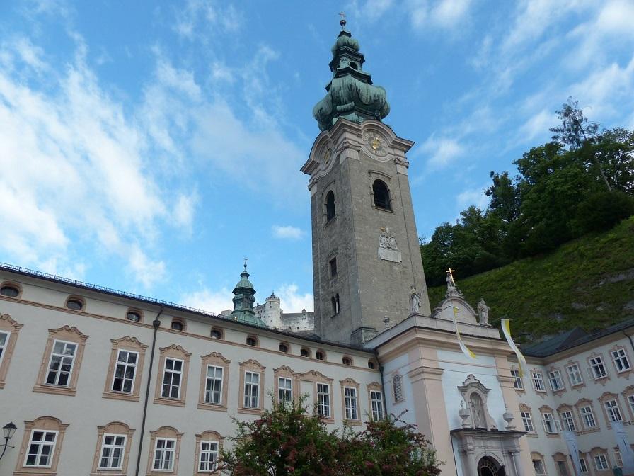 Stiftskirche Sankt Peter_luoghi d'interesse_salisburgo