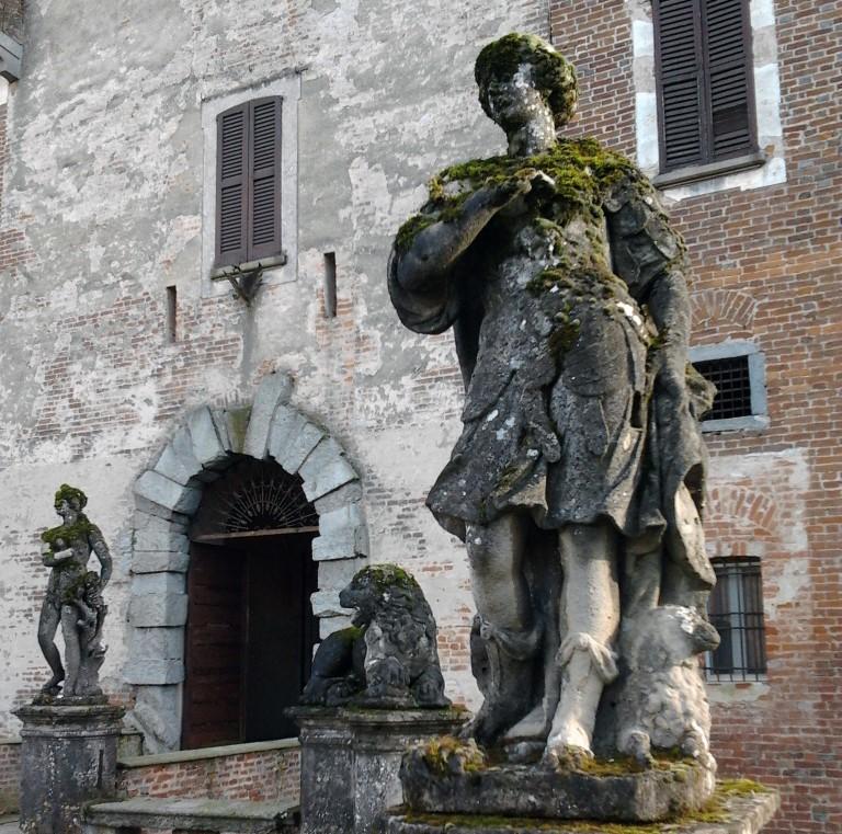 castelli in lombardia_chignolo po cosa vedere