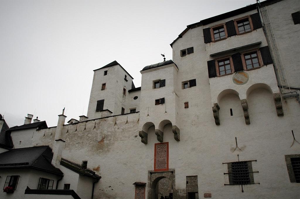 fortezza di salisburgo_itinerario a piedi