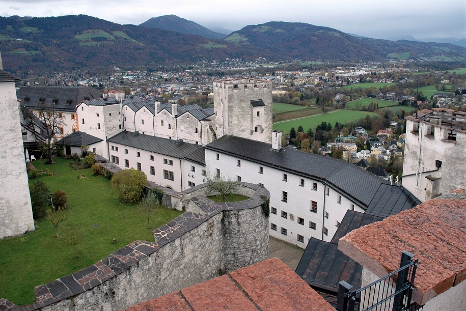 forteza di salisburgo_luoghi di interesse
