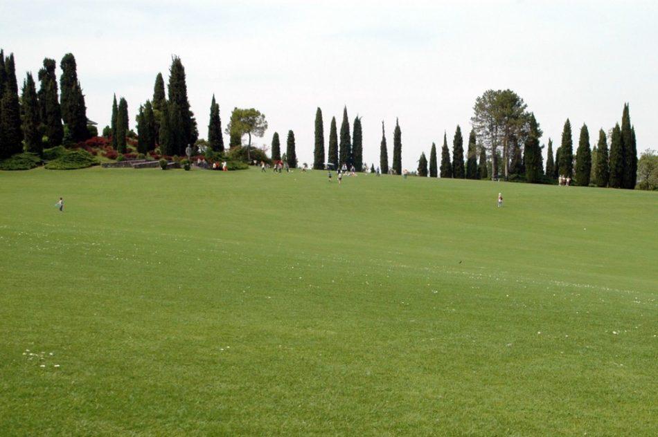 grande tappeto erboso_parco sigurtà_valeggio sul mincio