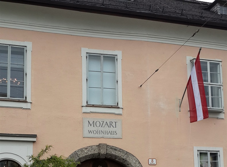 casa di Mozart a Salisburgo_cosa vedere