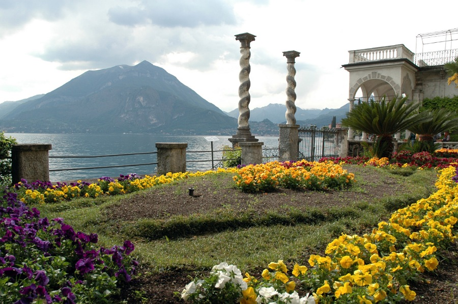 giardini di villa monastero a varenna_lecco