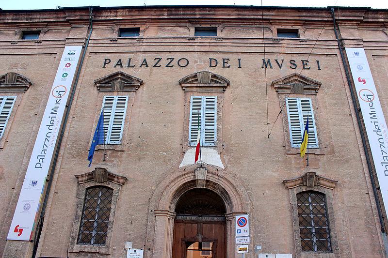 palazzo dei musei di modena
