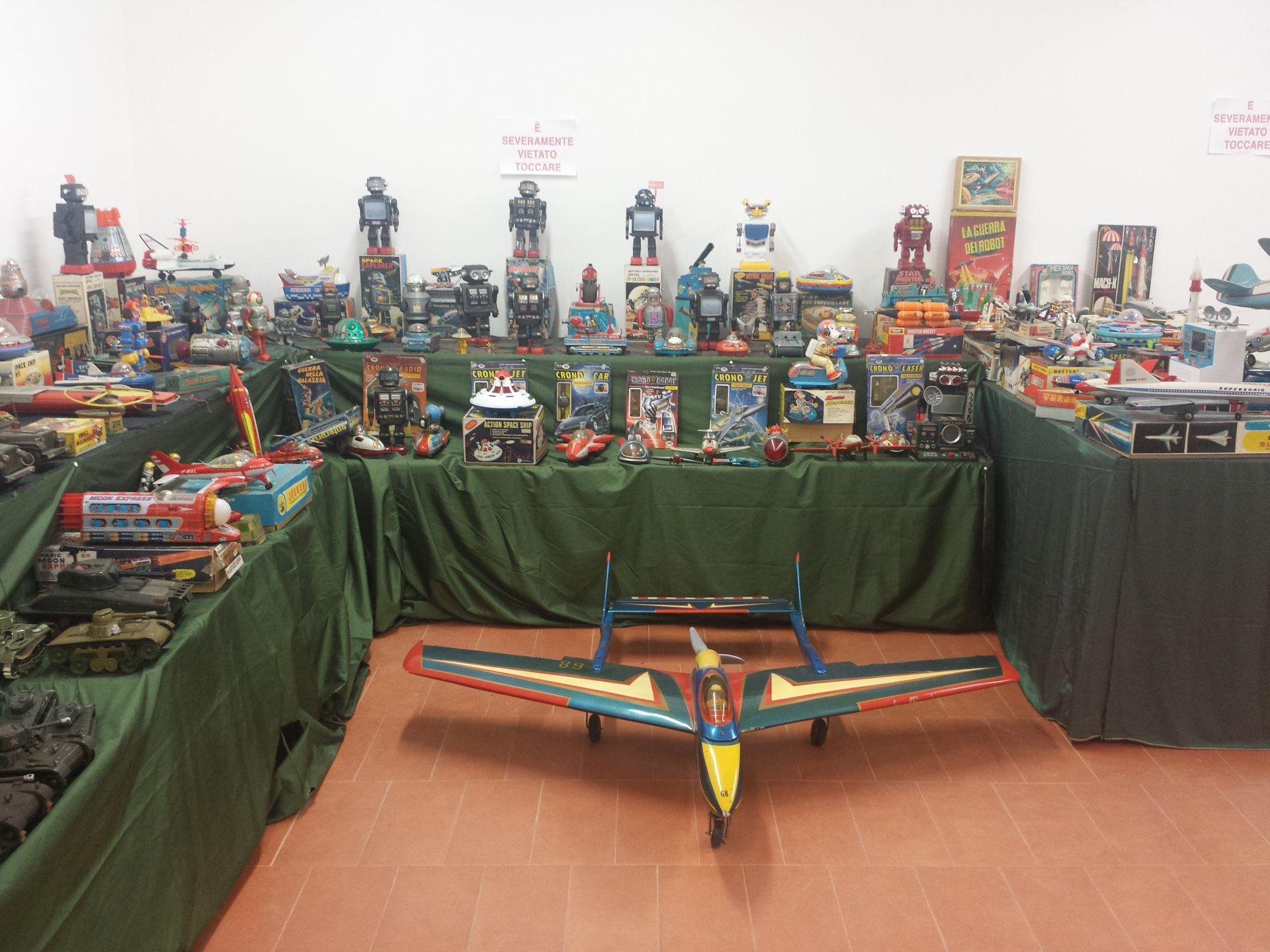 museo giocattolo pagazzano