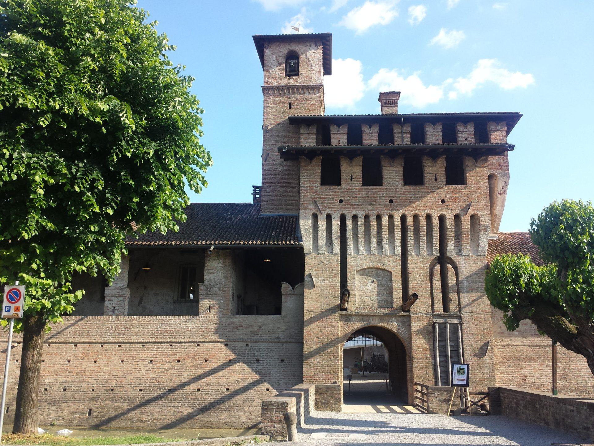 pagazzano castello visita