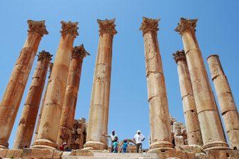 COSA VEDERE A JERASH IN GIORDANIA_itinerario nell'antica città romana