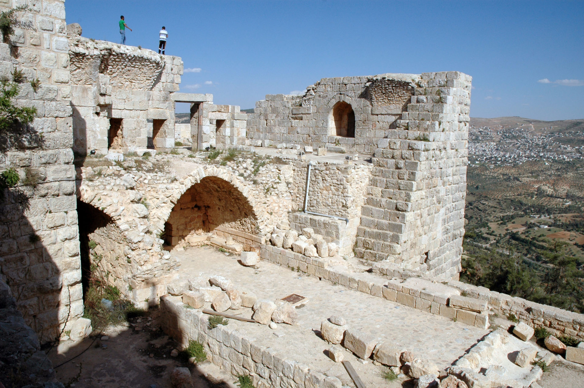 castello ajloun giordania informazioni