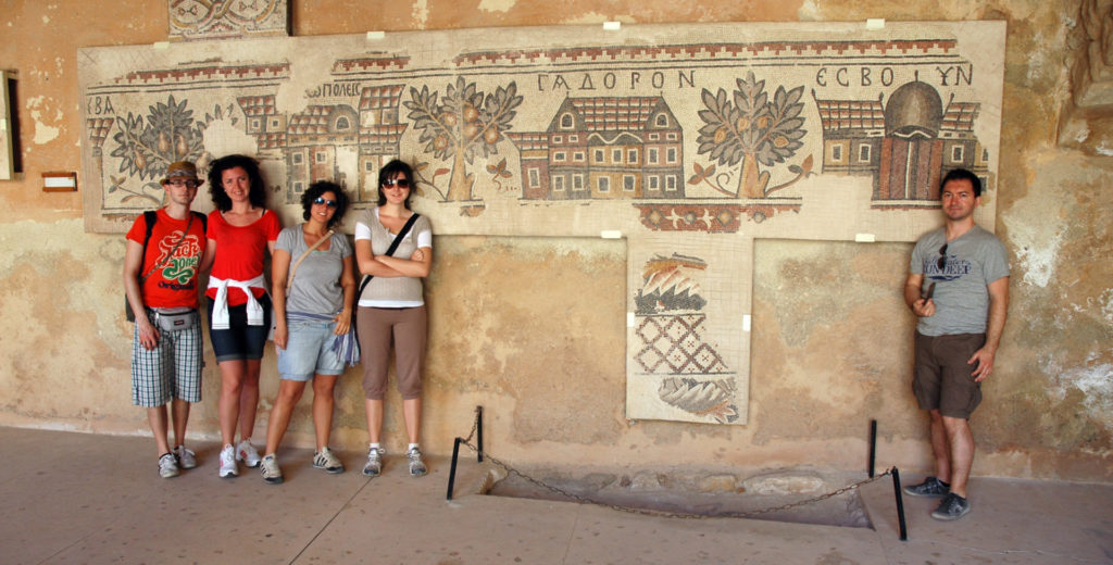 madaba museo archeologico