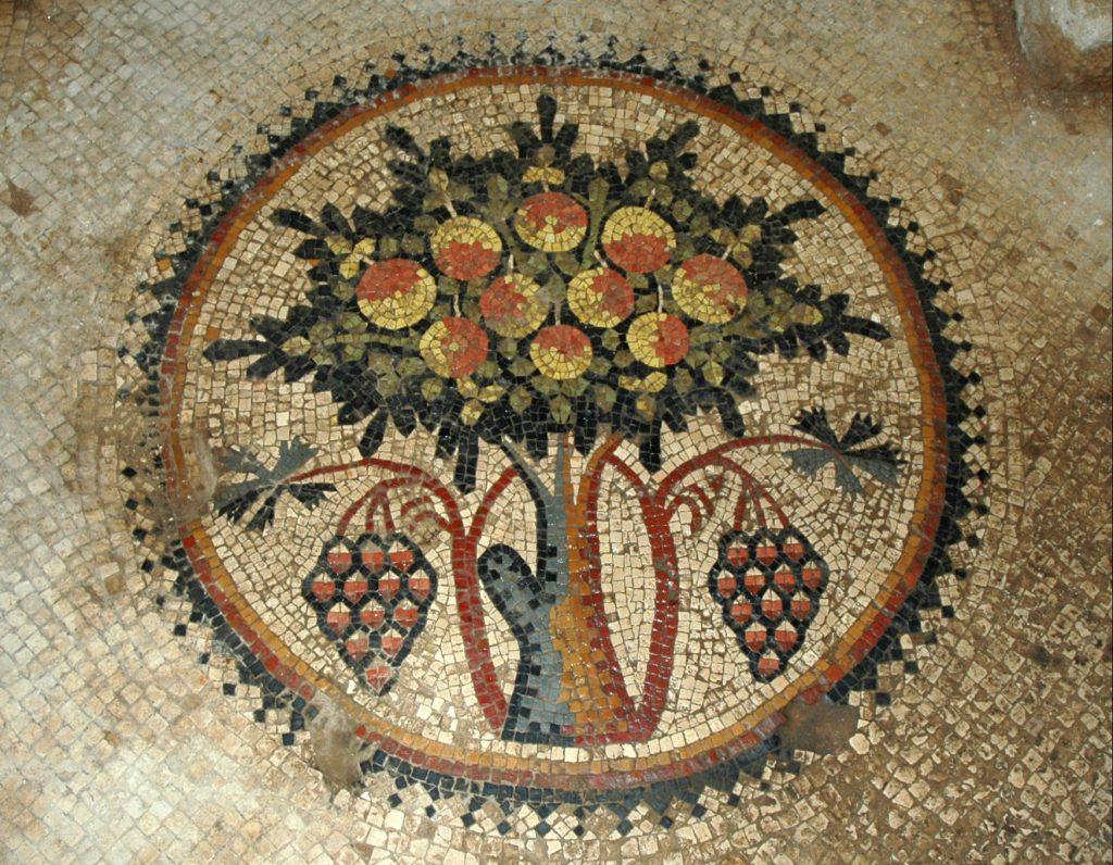 MADABA cosa vedere e cosa fare mosaico