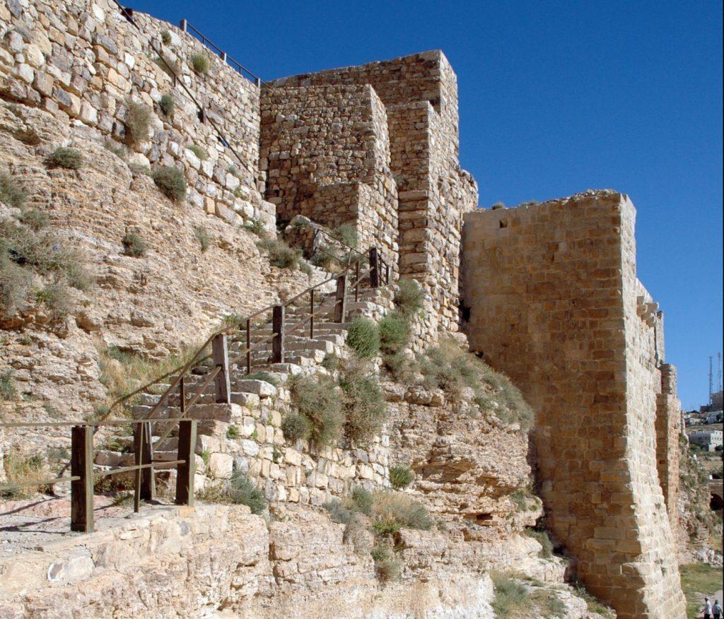castello karak kerak giordania templari