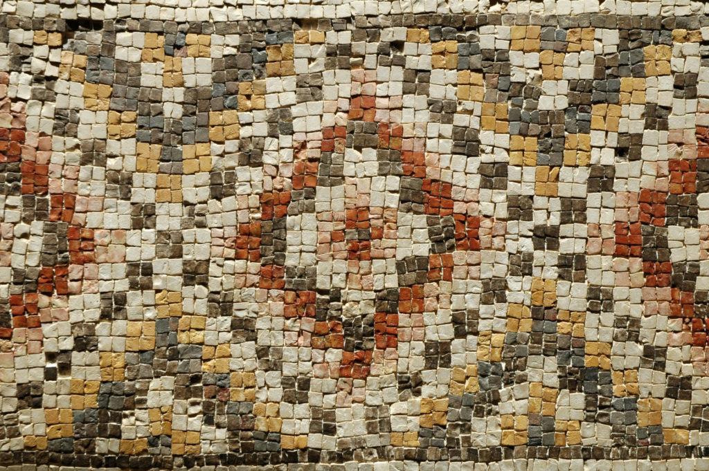 mosaico monte nebo giordania
