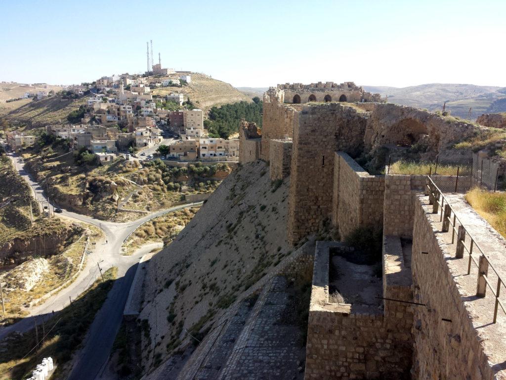 castello di kerak giordania cosa vedere