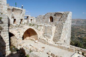 castello di ajloun in giordania_cosa vedere