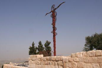 cosa vedere sul monte nebo in giordania