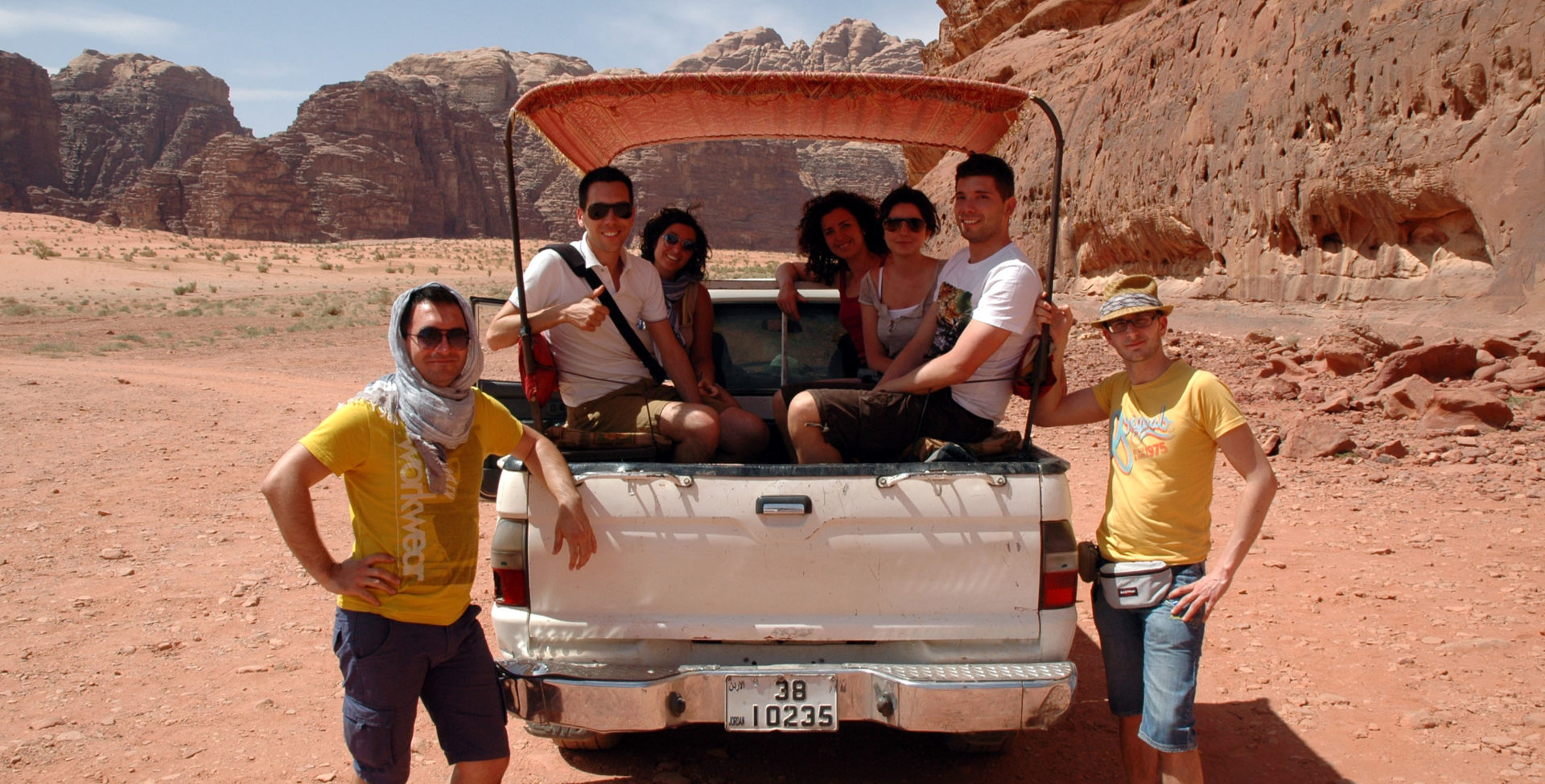 tour guidato wadi rum