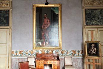 visitare Palazzo Moroni a Bergamo ed i suoi giardini