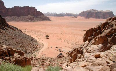WADI RUM_cosa vedere nel deserto della Giordania