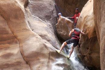 giordania wadi mujib informazioni