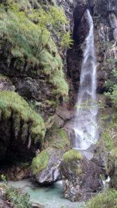 cascata Val Vertova