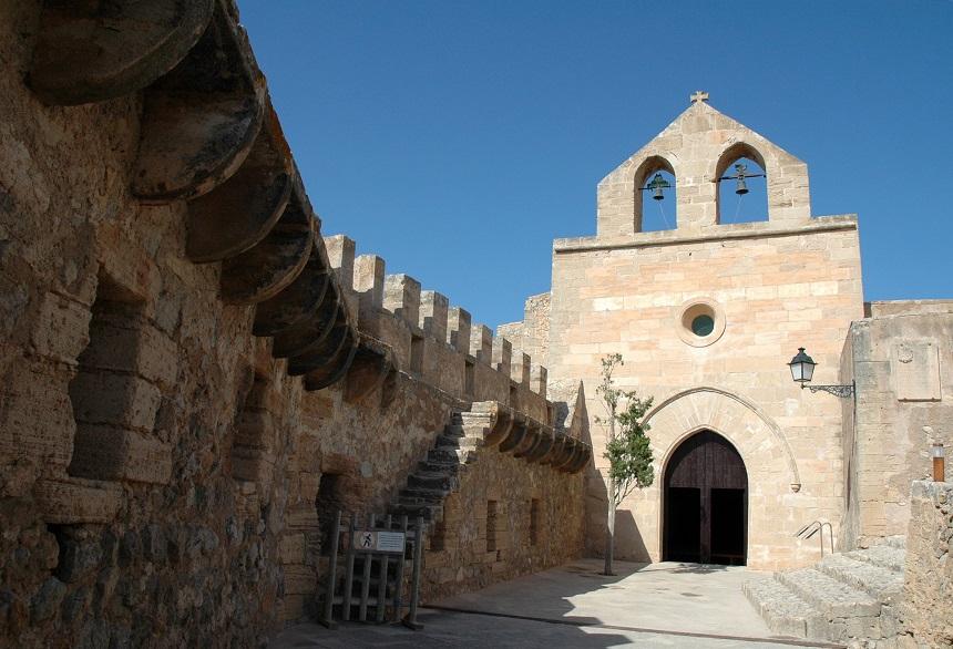 chiesa del castello di capdepera_maiorca