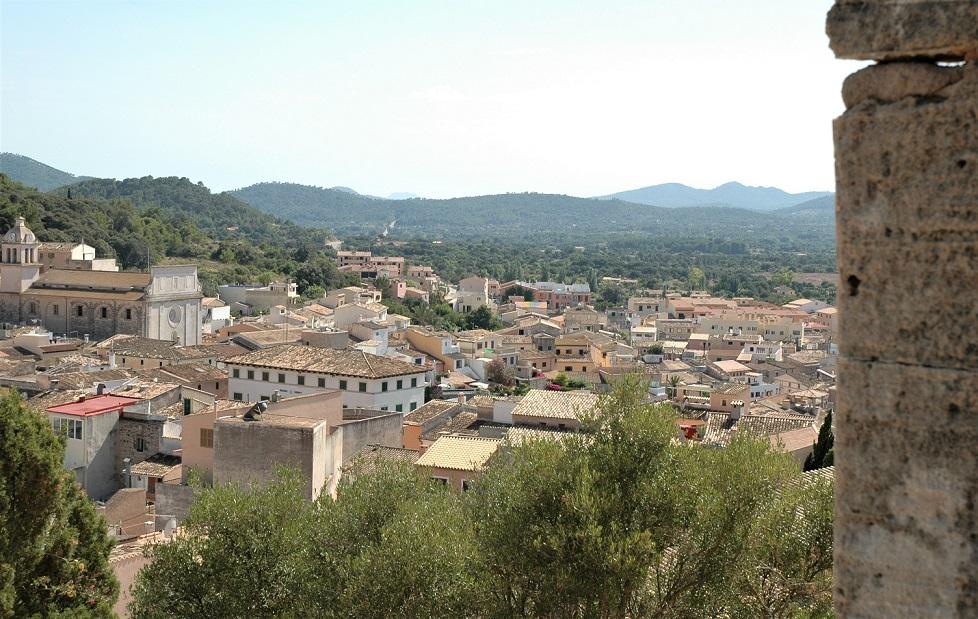 panorama dal castello di capdepera_maiorca