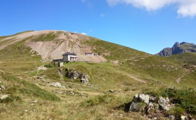 rifugio grassi bergamo camminata montagna