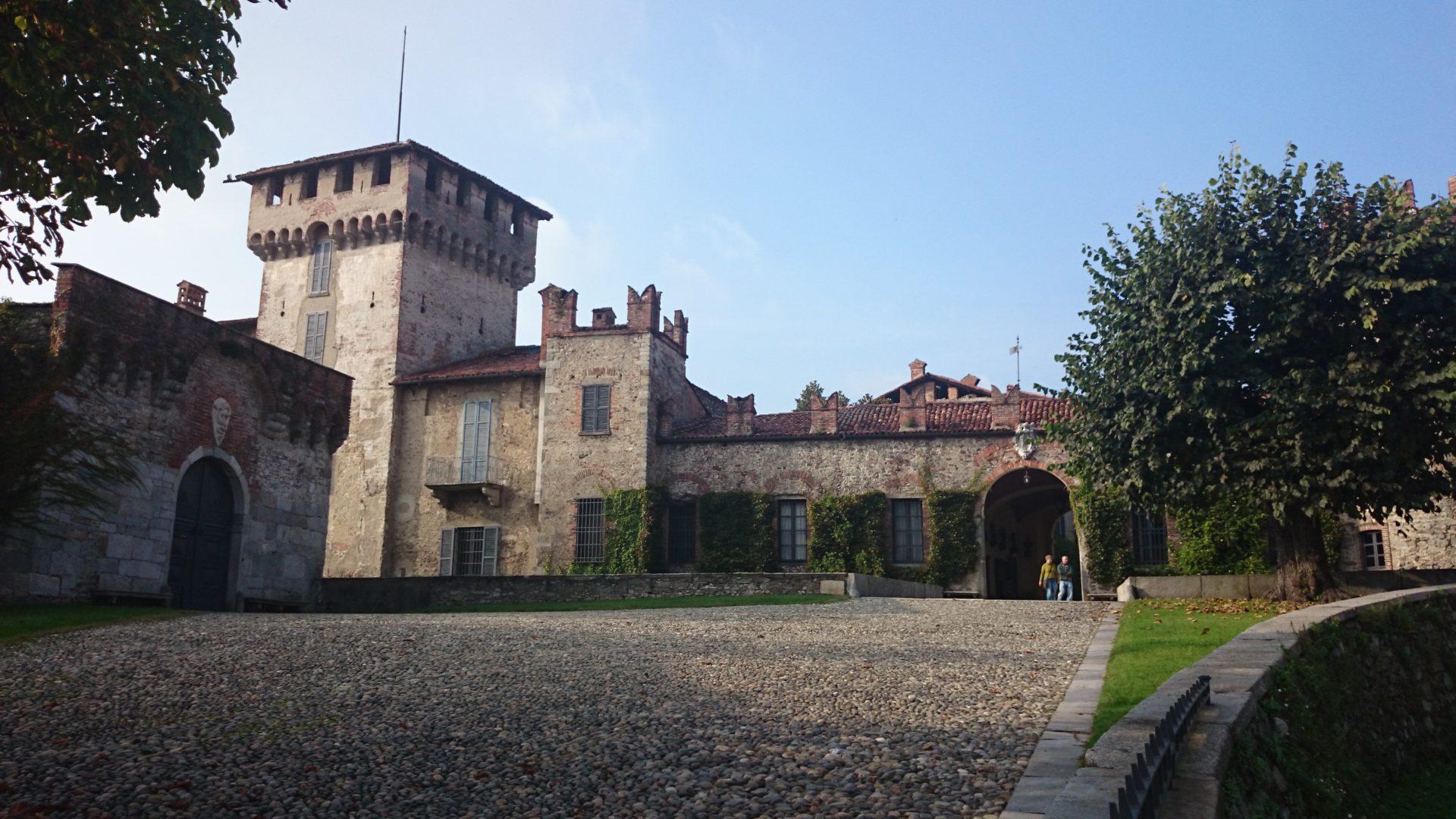 visitare castello visconti di san vito somma lombardo
