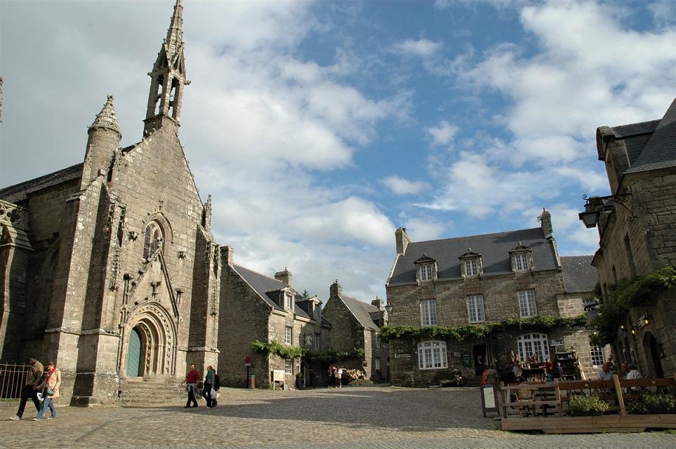 Chiesa di Saint Ronan e cappella penity_locronan_cosa vedere in bretagna