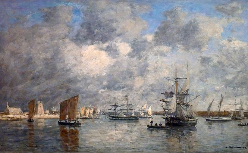 Musée Eugene Boudin_cosa vedere a Honfleur_impressionisti
