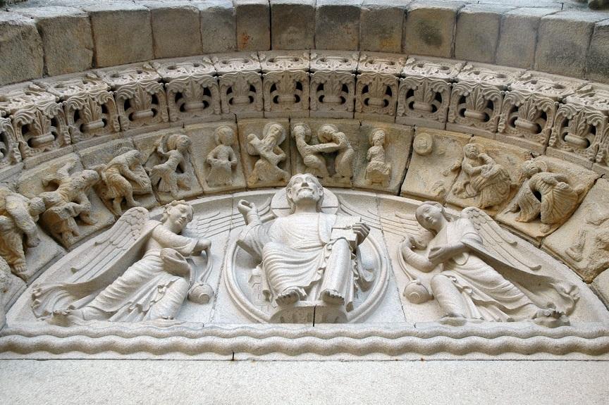 portale romanico della basilica di Dinan_cosa vedere
