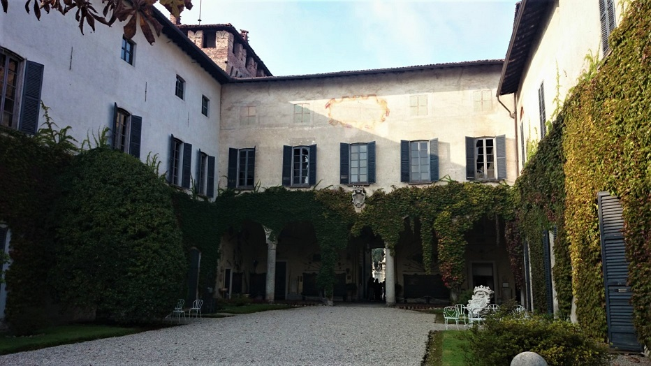 castello di somma lombardo_visita guidata