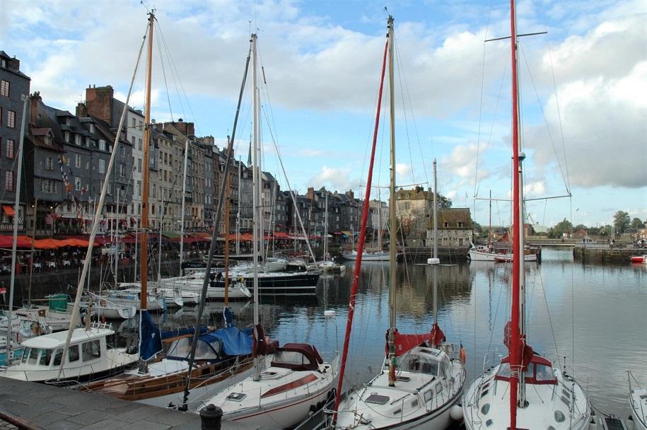cosa vedere a honfleur_Francia_antico porto