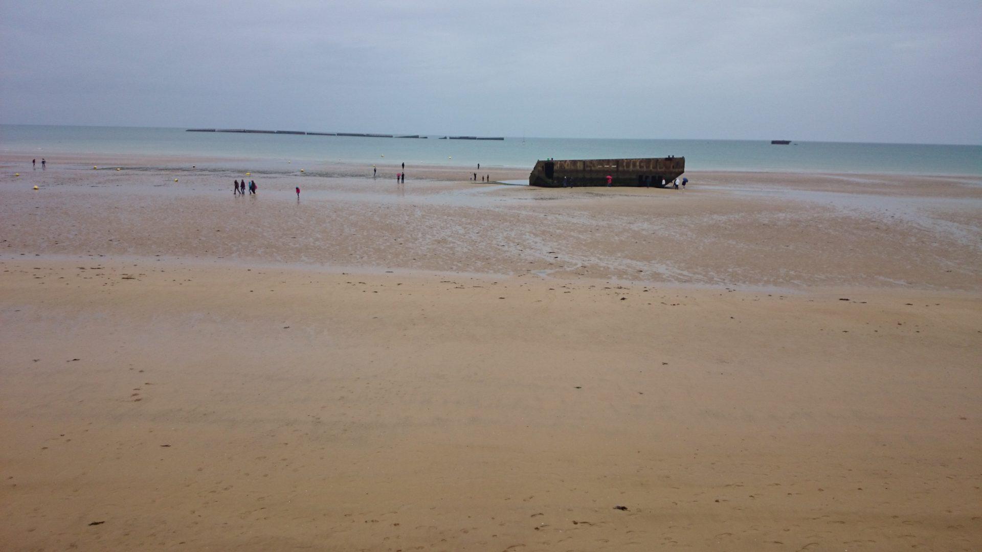 arromanches cosa vedere spiagge sbarco normandia