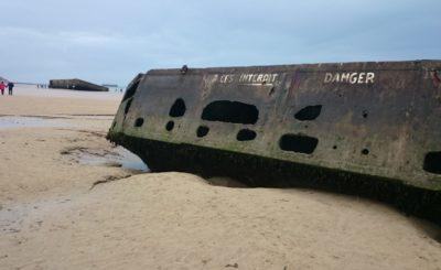 cosa vedere arromanches normandia spiagge sbarco
