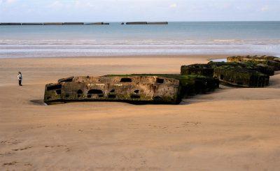 COSA VEDERE AD ARROMANCHES-LES-BAINS_le spiagge dello sbarco in Normandia
