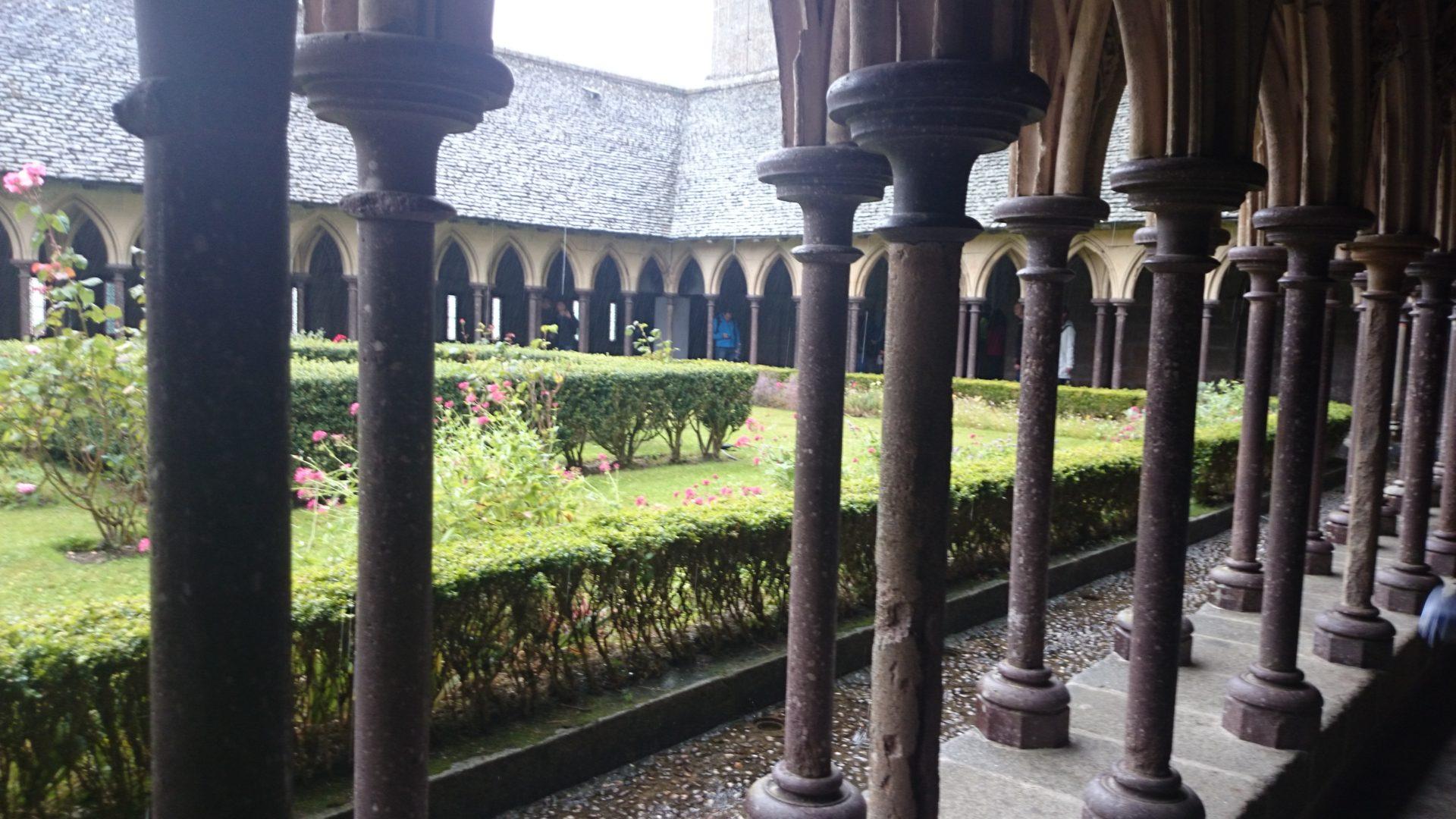 visitare mont saint michel cosa vedere abbazia