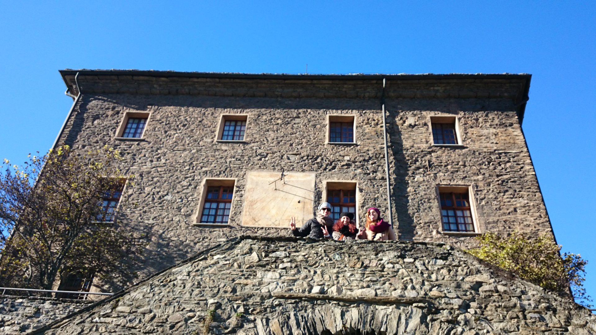 visitare castello reale di sarre aosta cosa vedere