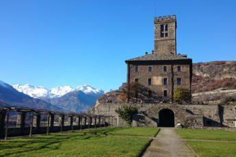 visitare castello reale di sarre aosta