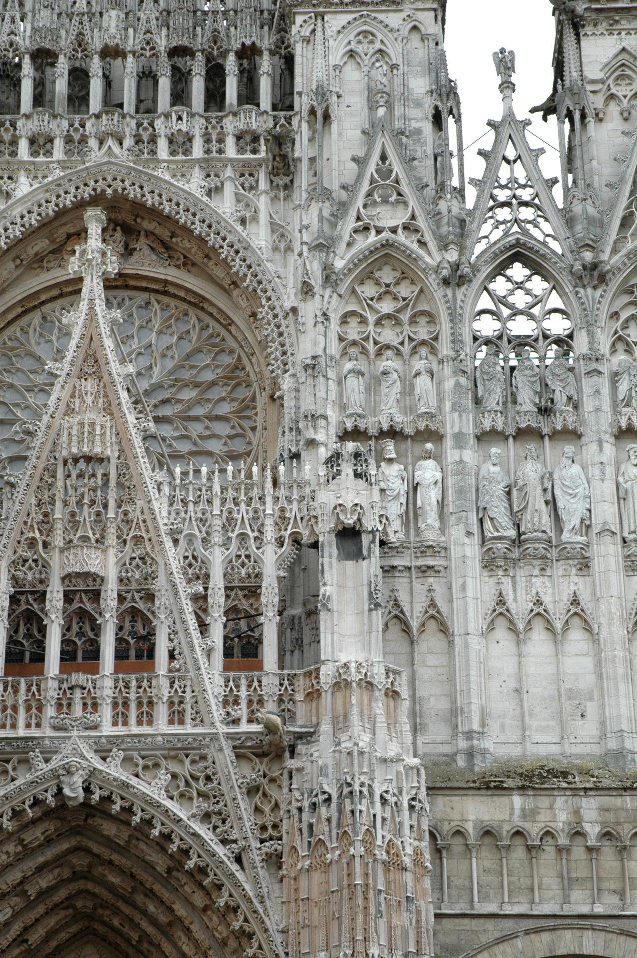 cattedrale rouen cosa vedere itinerario