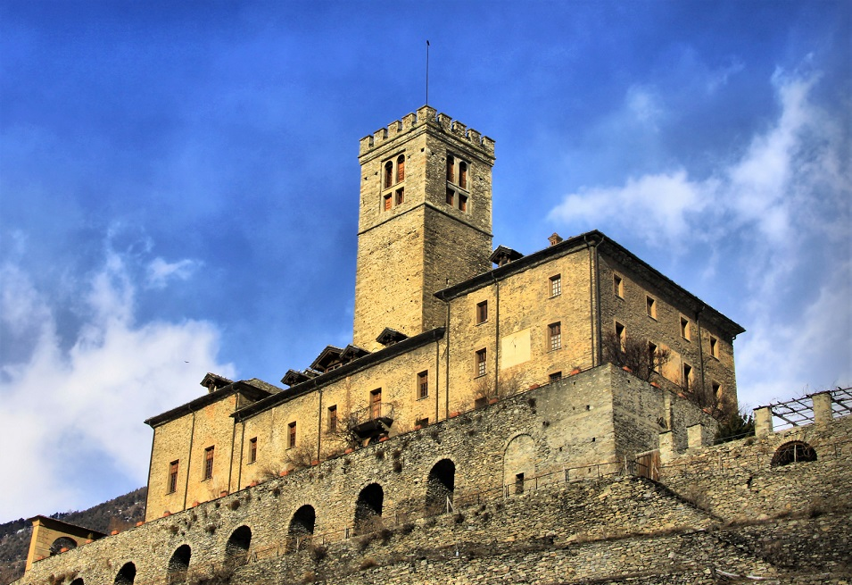 castello di sarre_savoia_valle d'aosta_