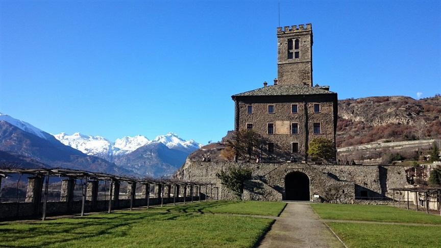 castello di sarre_valle d'aosta_palazzo savoia