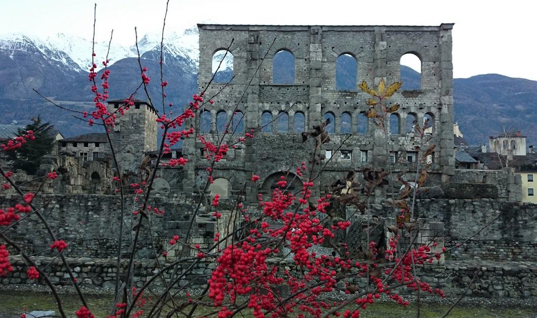 Il Teatro Romano di Aosta: cosa vedere in un giorno