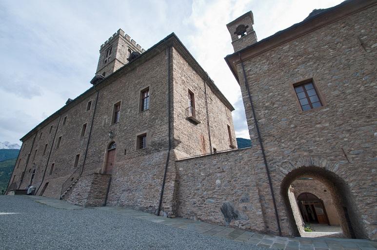 valle d'aosta_castello di sarre_palazzo caccia dei Savoia