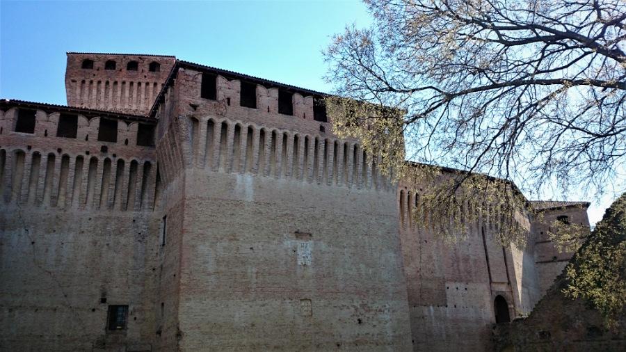 Castello di Montechiarugolo_Parma e dintorni_cosa vedere