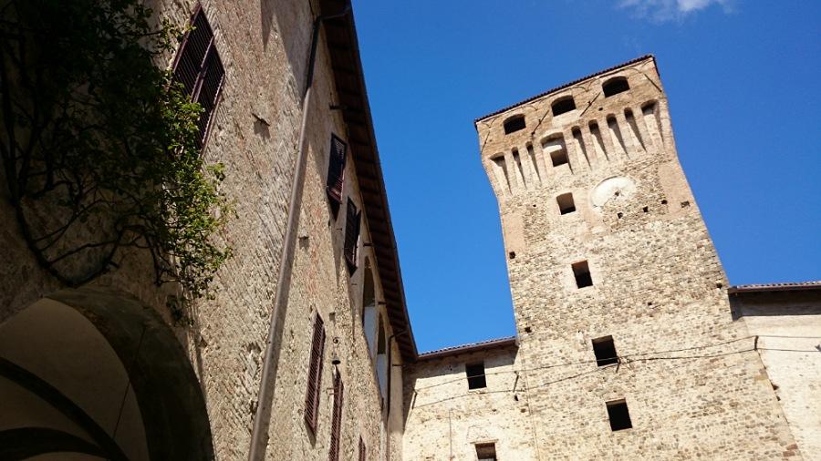Castello di Montechiarugolo_fantasma_fata Bema