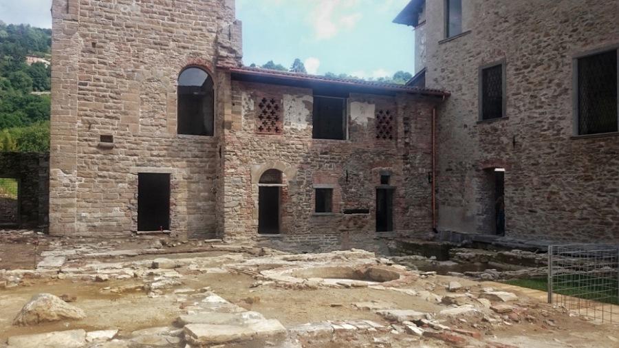 monastero di astino_bergamo_chiostro